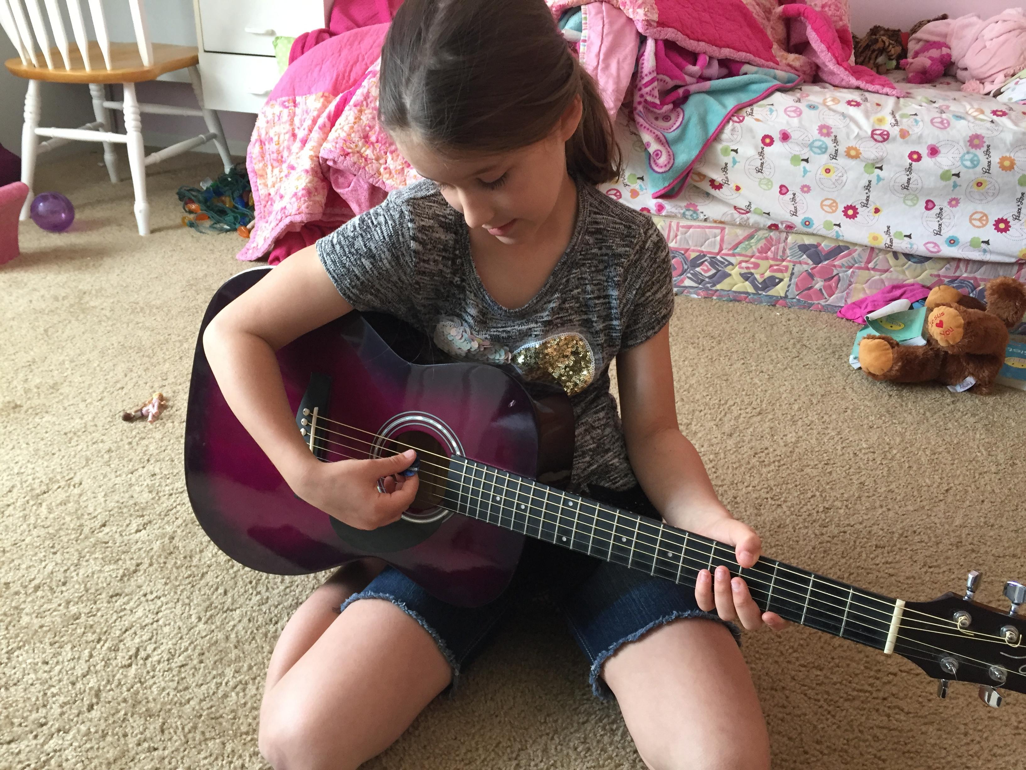 Abby guitar