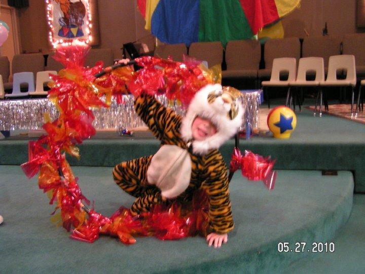 mikayla tiger