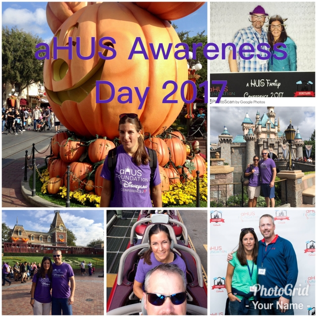 aHUS awareness 2017